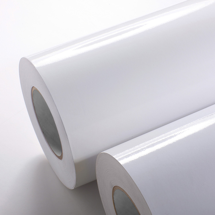 Cast-coated Paper Label Stock